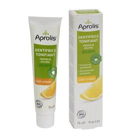 Aprolis  Aprolis Propolis ToniferendeTandpasta Bio Organic 75 ml