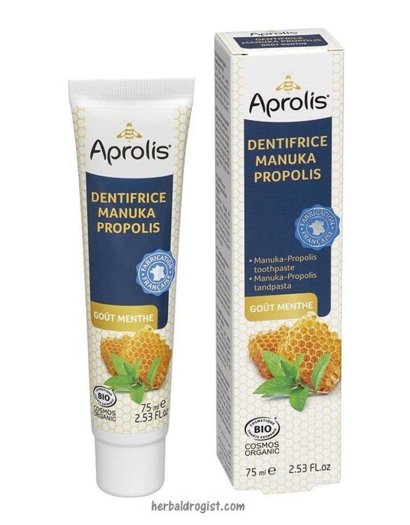 Aprolis  Aprolis Biologische Propolis Tandpasta 75 ml