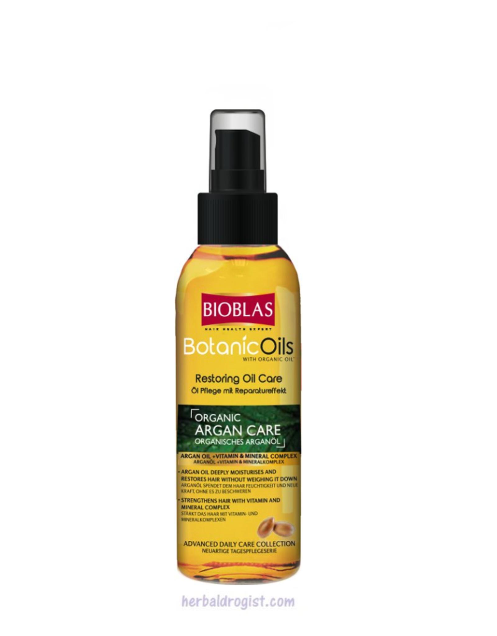 Bioblas Bioblas Herstellende Arganolie 100 ml