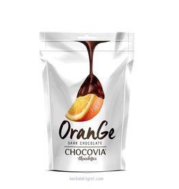 Chocovia  Chocovia Sinaasappel Bedekt met Pure Chocolade