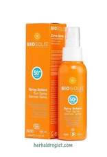 Biosolis Biosolis Sun spray SPF 50 100 ml