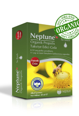 Neptune Neptüne Organik Propolis Damla 20 Ml  ( Alkolsüz)