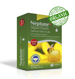 Neptun Neptune Organische Propolis