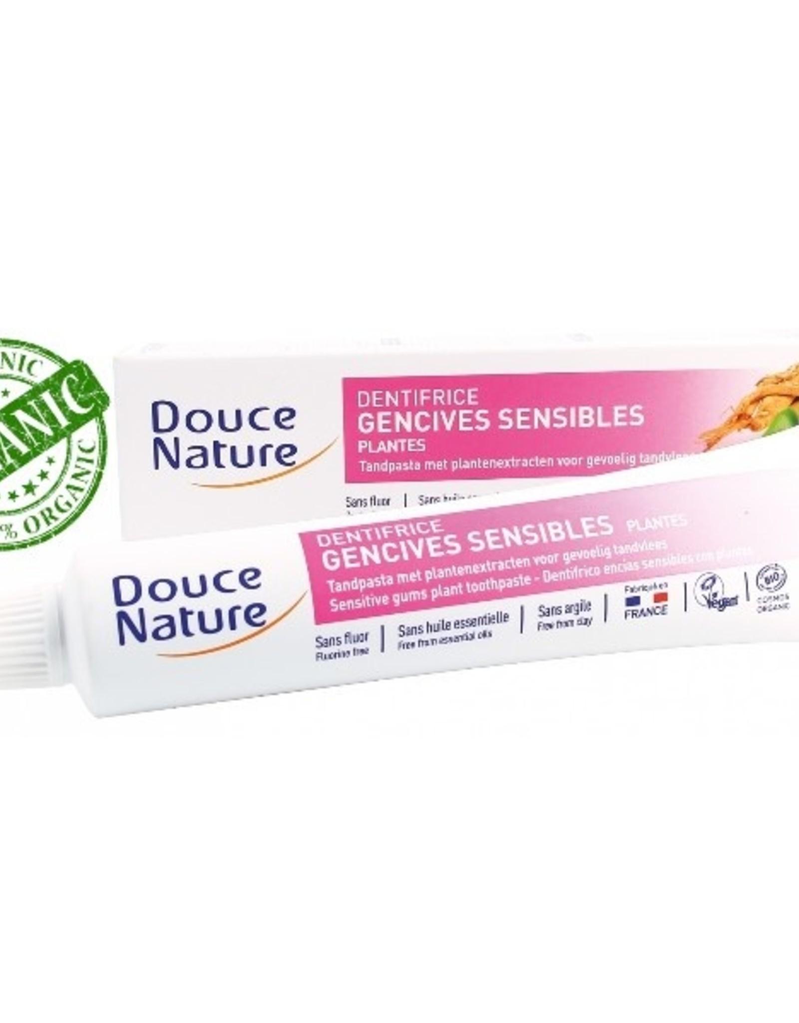 Douce Nature Douce Nature BIO Hassas diş etleri için 75ml