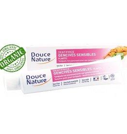 Douce Nature Douce Nature BIO Tandpasta 75ml (voor gevoelig tandvlees)