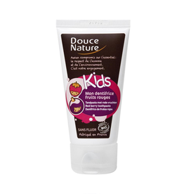 Douce Nature Douce Nature BIO Kindertandpasta Rood Fruit
