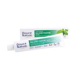 Douce Nature Douce Nature BIO Tandpasta Munt 75ml (Frisse Adem)