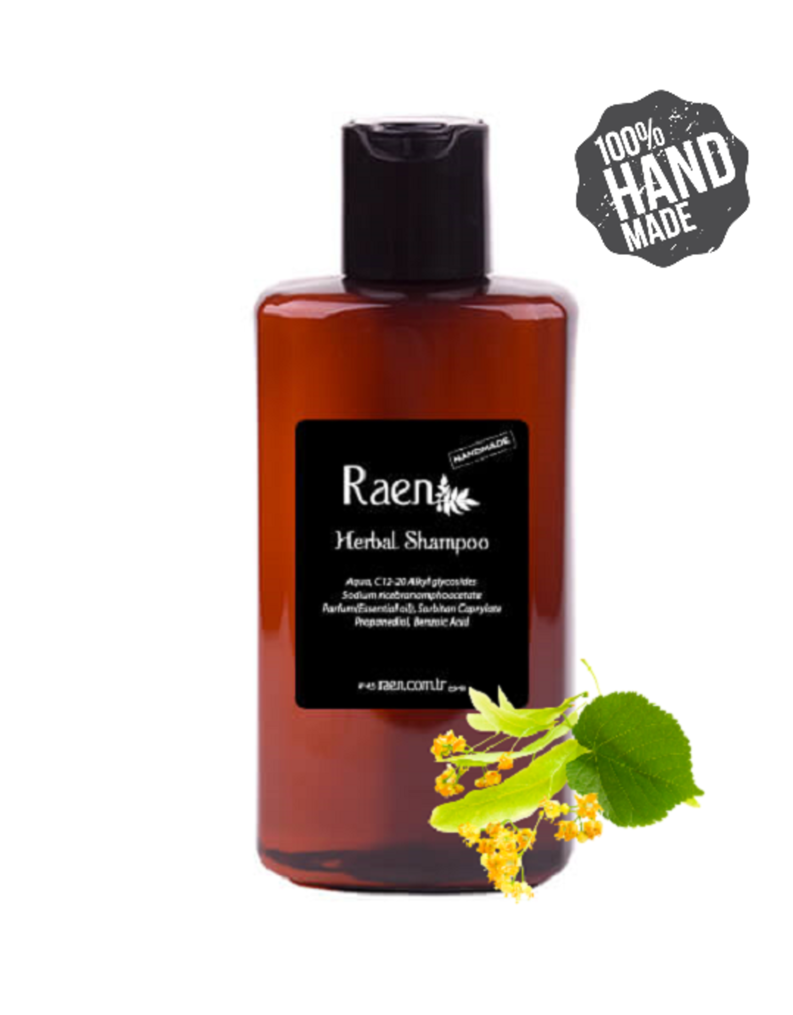 Raen Raen Kruiden Shampoo  Linden 220 ML