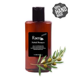Raen Raen Bitkisel Zeytin Yaprağı Şampuanı
