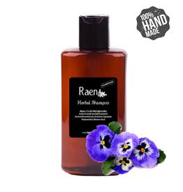 Raen Raen Bitkisel Menekşe Şampuanı
