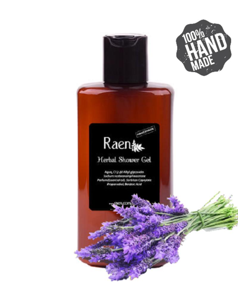Raen Raen Kruiden Douchegel-Lavendel 220 ml