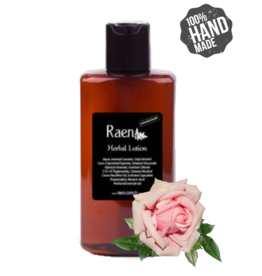 Raen Real Herbal Rose Lotion