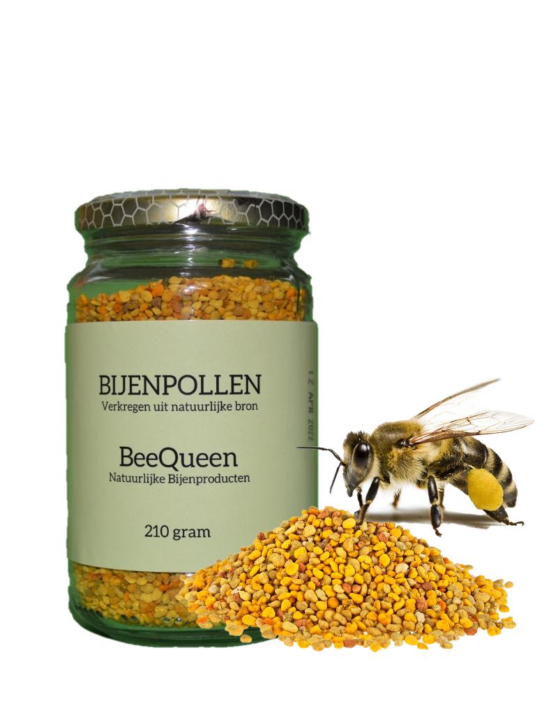 Köyceğiz Balı BeeQueen Doğal Arı Poleni 210 gram