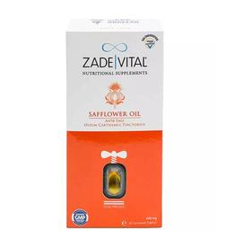 Zade Vital Zade Vital Saffloerolie 'Safflower Oil' Soft Capsule