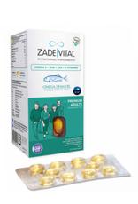 Zade Vital Zade Vital Omega 3 Balık Yağı Yetişkinler için 50 Adet Yumuşak Kapsül