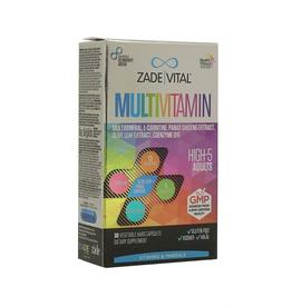Zade Vital Zade Vital Multivitamine & Mineralen voor volwassenen