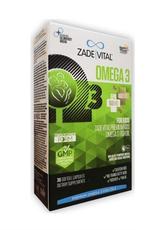 Zade Vital Zade Vital Premium Kids Omega 3 Balık Yağı  - 30 Yumuşak Kapsül