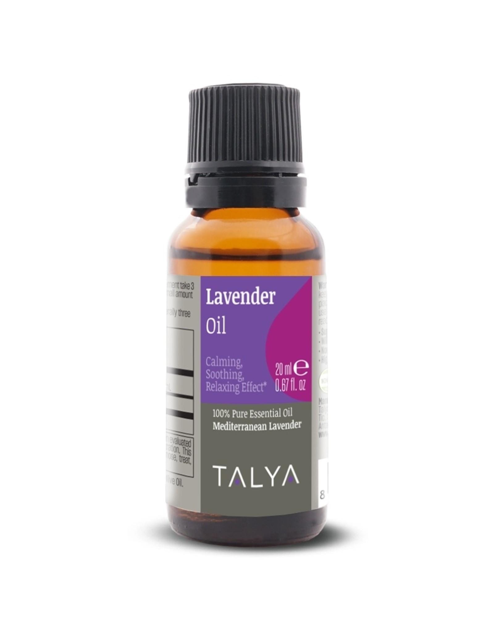 TALYA  Talya Lavendel olie 100% natuurlijke pure etherische olie 20 ml