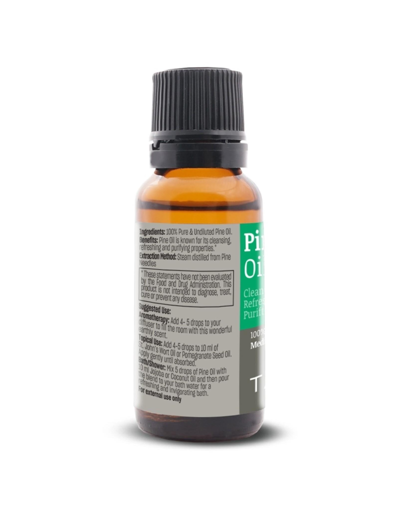 TALYA Talya Çam Yağı 20 ml (100% Doğal Katkısız Esansiyel Çam Yağı)