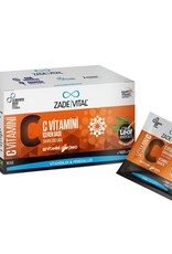 Zade Vital Zade Vital Vitamine C + Vitamine B2 + zink + olijfbladextract - 14 zakjes