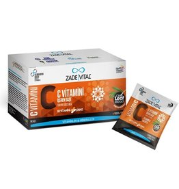 Zade Vital Zade Vital Vitamine C + Vitamine B2 + Zink +Olijfbladextract