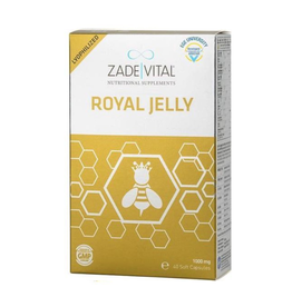 Zade Vital Zade Vital Royal Jelly 1000 Mg