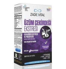 Zade Vital Zade Vital Druivenpit Extract 30 capsules