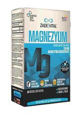 Zade Vital Zade Vital Magnezyum 250 Mg 60 Kapsül