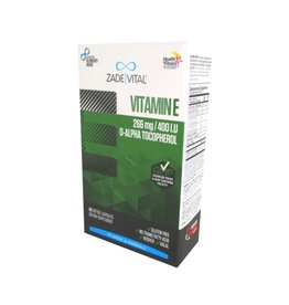 Zade Vital Zade Vital E Vitamini 266mg 30 Kapsül