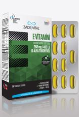 Zade Vital Zade Vital E Vitamini 266mg 30 Yumuşak Kapsül