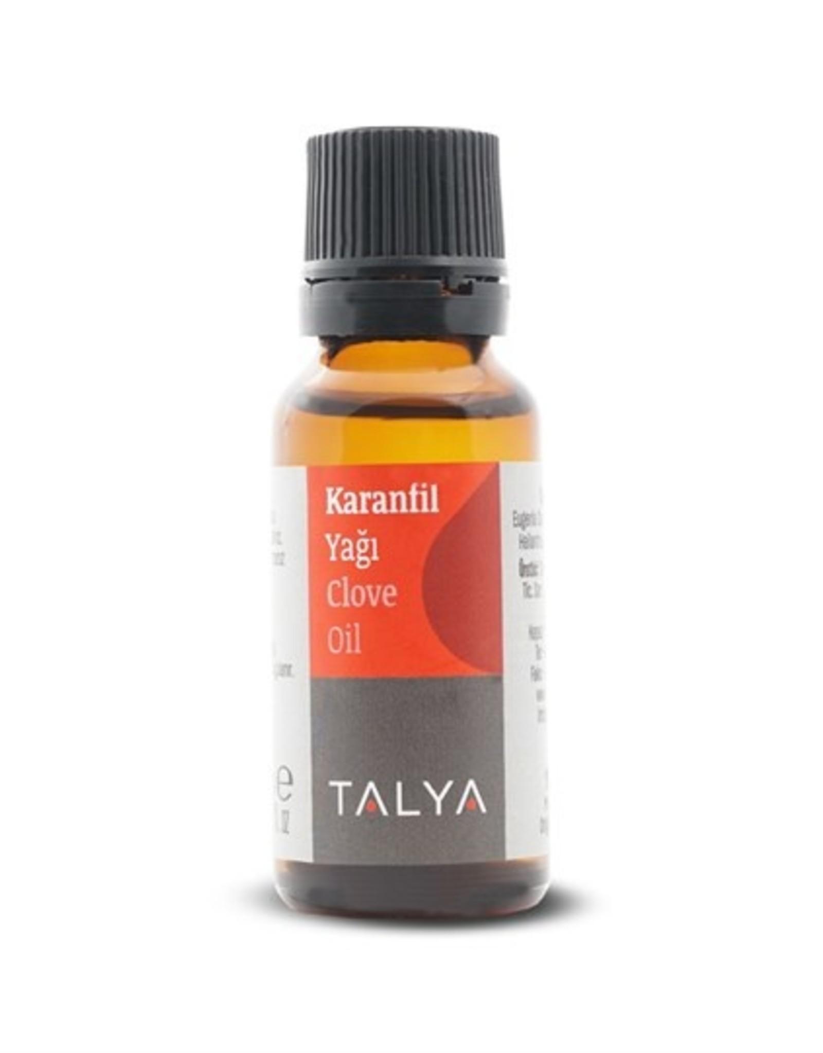 TALYA Talya Kruidnagel olie Essentiële Olie 20 ml