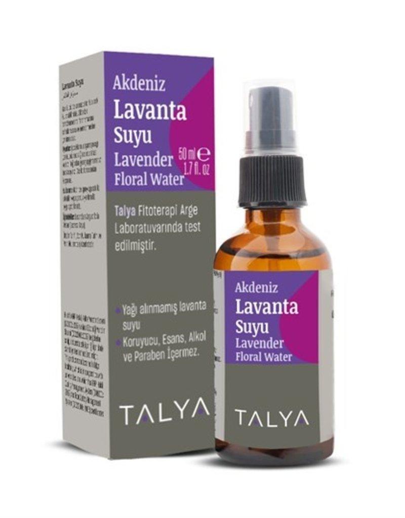 TALYA Talya Mediterraan Lavender Water (100% puur) 50 ml