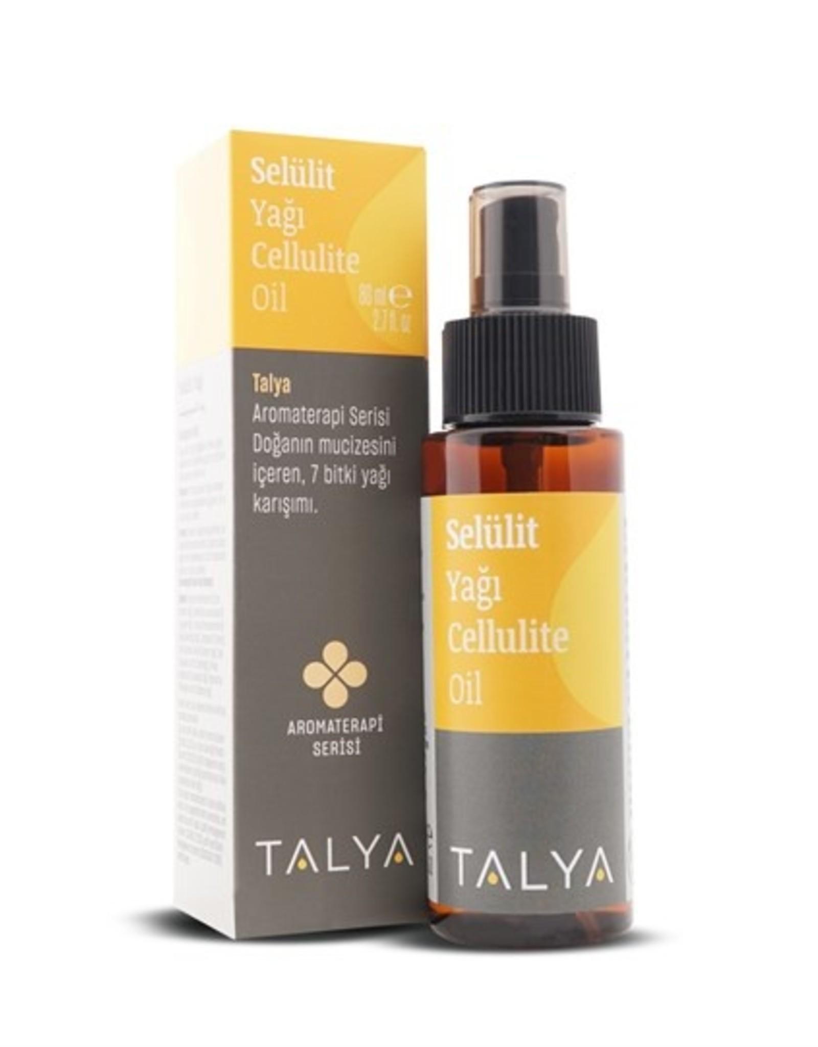 TALYA Talya Anti Cellulitisolie 80 ml