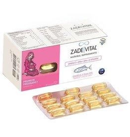 Zade Vital Zade Vital Omega 3 Visolie 900 mg (voor zwangere vrouwen)
