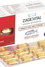 Zade Vital Zade Vital Emziren Anneler İçin Omega 3 Balık Yağı 900 Mg 30 Kapsül