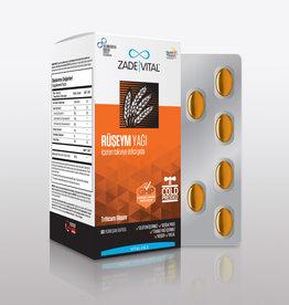 Zade Vital Zade Vital Tarwekiemolie  60 capsules