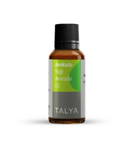 TALYA Talya Avocado Olie 100% puur 20ml