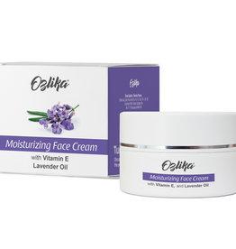 Ozlika Hydraterende gezichtscrème met lavendelolie