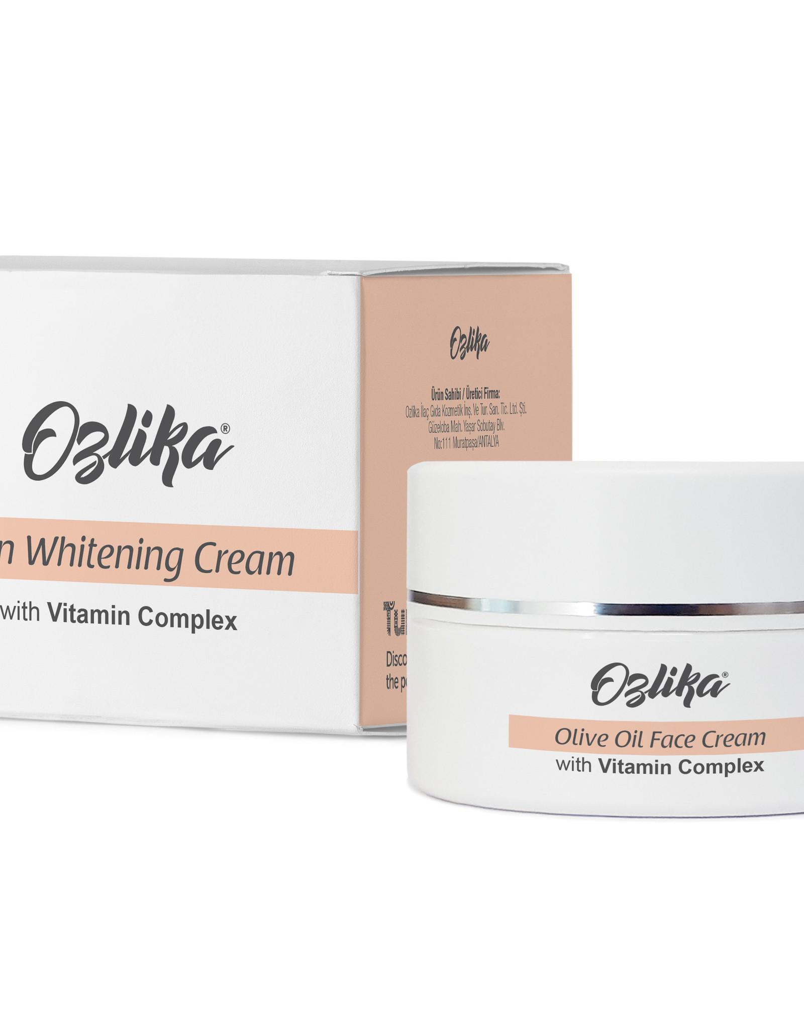 Ozlika Ozlika Huidbleekcrème (Skin Whitening Cream) 45ml