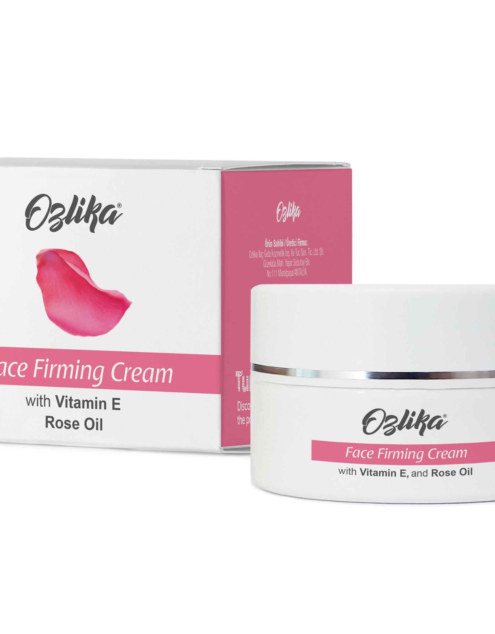 Ozlika Ozlika Gezicht verstevigende crème (Face Firming Cream) 45ml