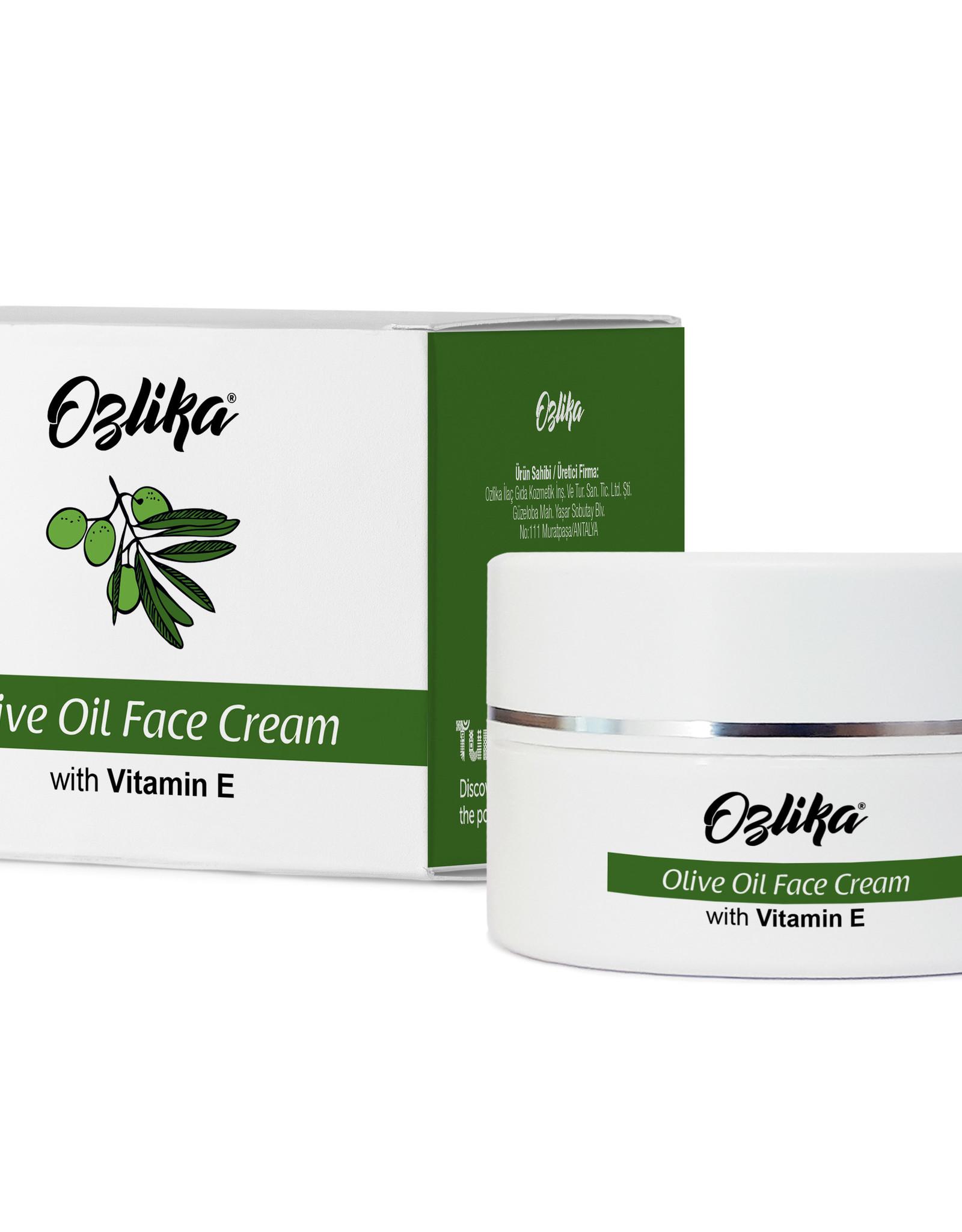 Özlika Ozlika Gezichtscrème met olijfolie 45ml