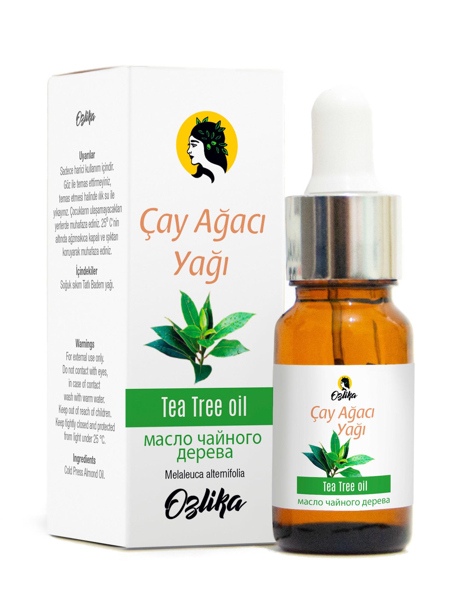 Ozlika Ozlika Tea Tree Essentiële Olie 10ml