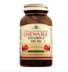 Solgar Solgar Chewable Vitamin C 500 mg  90 tabletten