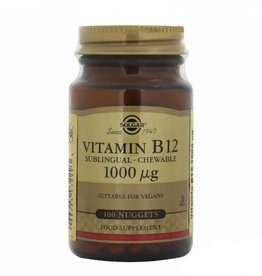 Solgar Solgar Vitamin B-12 1000 µg nuggets