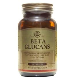 Solgar Solgar Beta 1,3 Glucans  60 tabletten