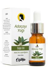 Ozlika Ozlika Salie (Sage)  Essentiële Olie 10ml
