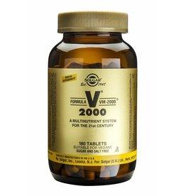 Solgar Solgar Formula VM-2000 60 Vegan tabletten
