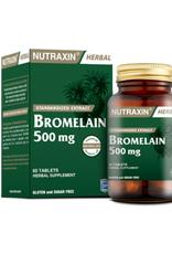 Nutraxin Biota Nutraxin Bromelain 500 mg plantaardige 60 capsules