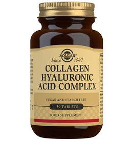 Solgar Solgar Hyaluronic Acid Collagen Complex 120 Mg - 30 Tablet