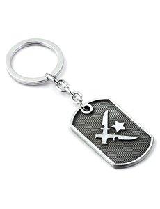 Terrorist badge keychain CS:GO